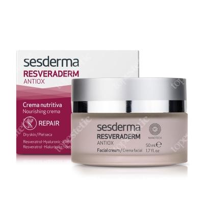 Sesderma Resveraderm Facial Cream Krem przeciwstarzeniowy 50 ml