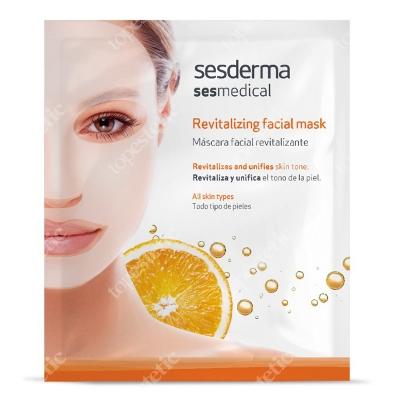 Sesderma Sesmedical Revitalizing Facial Mask Maska rewitalizująca 1 szt.