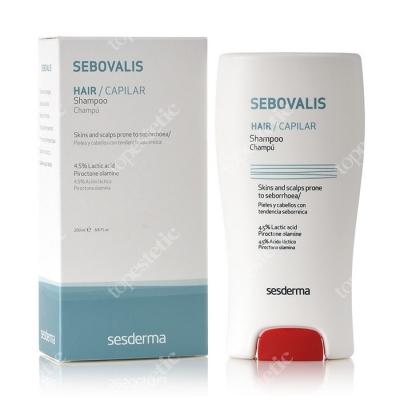 Sesderma Sebovalis Classic Szampon leczniczy 200 ml