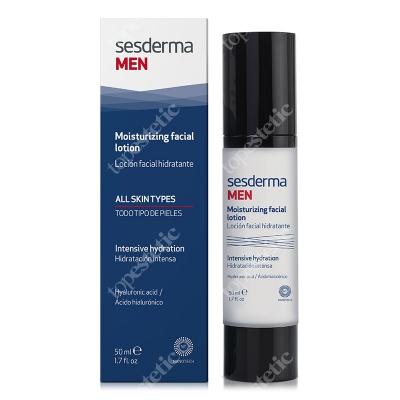 Sesderma Moisturizing Facial Lotion Men Nawilżająca emulsja do twarzy dla mężczyzn 50 ml