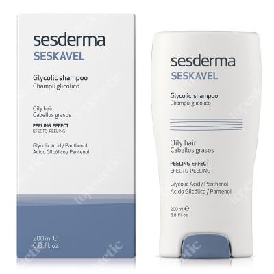 Sesderma Seskavel Glycolic Shampoo Szampon glikolowy 200 ml