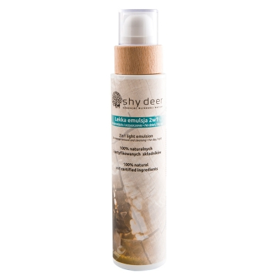 Shy Deer 2 in 1 Light Emulsion Lekka emulsja 200 ml