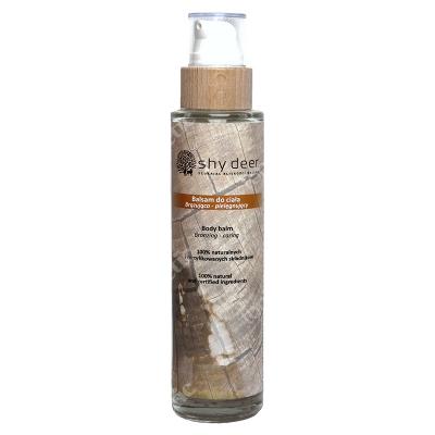 Shy Deer Body Balm Bronzing - Caring Balsam brązująco - pielęgnujący 200 ml