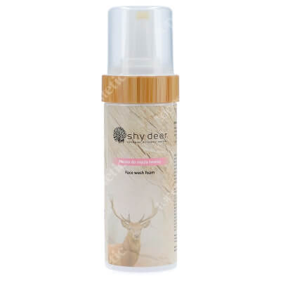 Shy Deer Face Wash Foam Pianka do mycia twarzy 150 ml