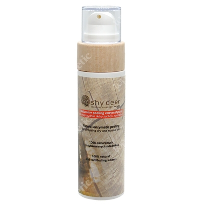 Shy Deer Natural Enzymatic Peeling Naturalny peeling enzymatyczny 100 ml