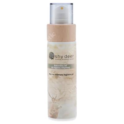 Shy Deer Natural Intimate Hygiene Gel Naturalny żel do higieny intymnej 100 ml