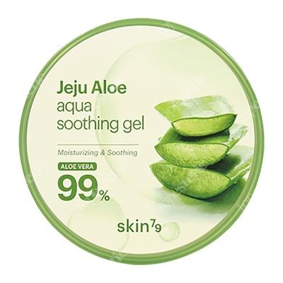 Skin79 Jeju Aloe Aqua Soothing Gel 99% Aloesowy żel łagodzący 300 g