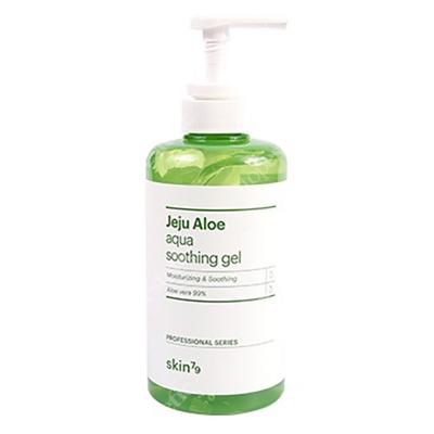 Skin79 Jeju Aloe Aqua Soothing Gel 99% Aloesowy żel łagodzący 500 g