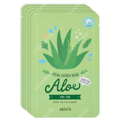 Skin79 Aloe Fresh Garden Mask Maska w płacie 5x23 g