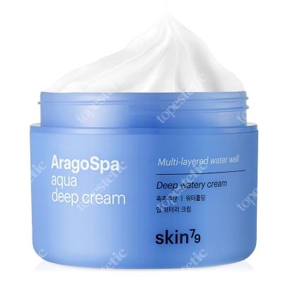 Skin79 AragoSpa Aqua Deep Cream Głęboko nawilżający krem do twarzy 90 ml