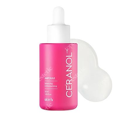 Skin79 Ceranol+in Ampoule Ampułka nawilżająco - regenerująca 50 ml