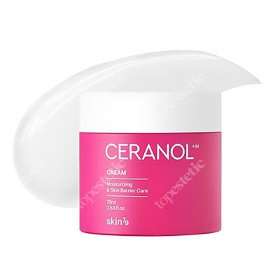 Skin79 Ceranol+in Cream Nawilżająco-regenerujący krem 75 ml