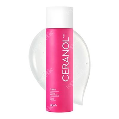 Skin79 Ceranol+in Toner Toner Łagodząco - nawilżający 130 ml