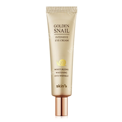 Skin79 Golden Snail Intensive Eye Cream Krem pod oczy z ekstraktem ze ślimaka 35 ml