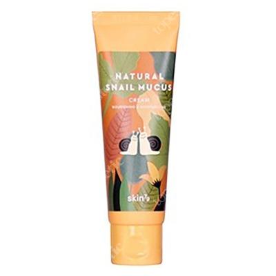 Skin79 Natural Snail Mucus Cream Krem ze śluzem ślimaka 50 ml