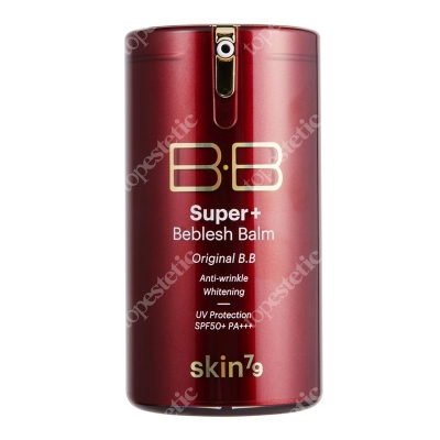 Skin79 Super+ Beblesh Balm Bronze SPF 50+ PA+++ Krem BB do karnacji ciemnej 40 g