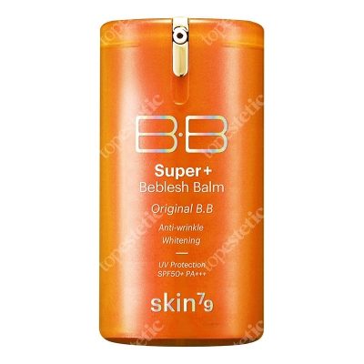Skin79 Super+ Beblesh Balm Orange SPF 50+ PA+++ Krem BB z filtrem 40 g