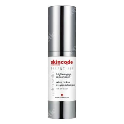 Skincode Brightening Eye Contour Cream Rozjaśniający krem pod oczy 15 ml