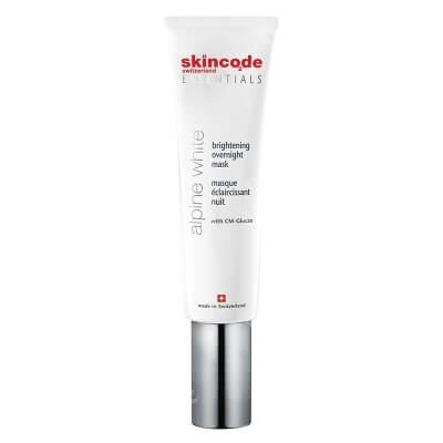 Skincode Brightening Overnight Mask Rozjaśniająca maseczka na noc 50 ml