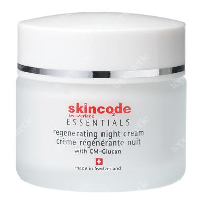 Skincode Regenerating Night Cream Regenerujący krem na noc 50 ml