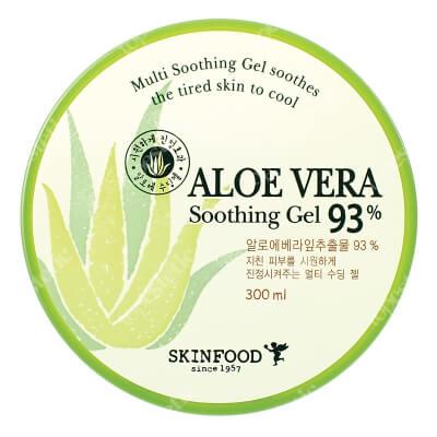 Skinfood Aloe Vera 93% Soothing Gel Żel łagodzący do twarzy i ciała 300 ml