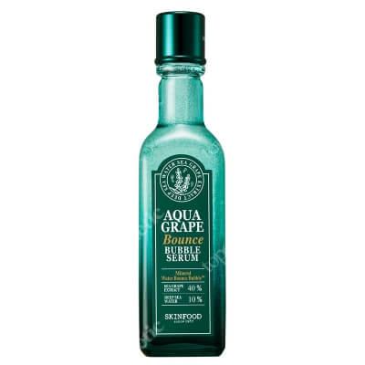 Skinfood Aqua Grape Bounce Bubble Serum do twarzy 120 ml