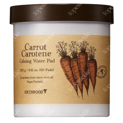 Skinfood Carrot Carotene Calming Water Pad Nawilżające płatki do twarzy 250 g