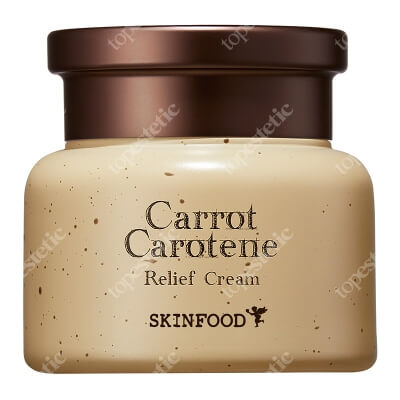 Skinfood Carrot Carotene Relief Cream Krem do twarzy 55 ml