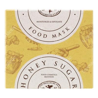 Skinfood Honey Sugar Food Mask Wash-Off Maska do twarzy 120 g