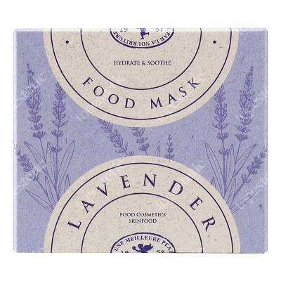 Skinfood Lavender Sugar Food Mask Wash-Of Maska do twarzy 120 g