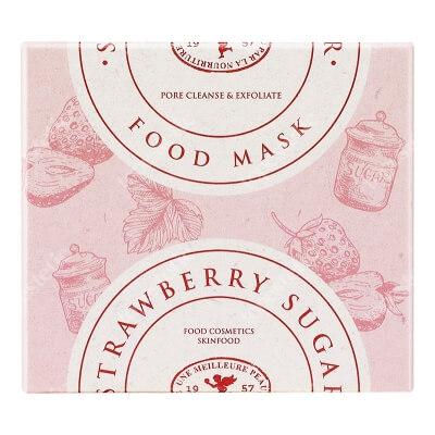 Skinfood Strawberry Sugar Food Mask Wash-Off Maska do twarzy 120 g