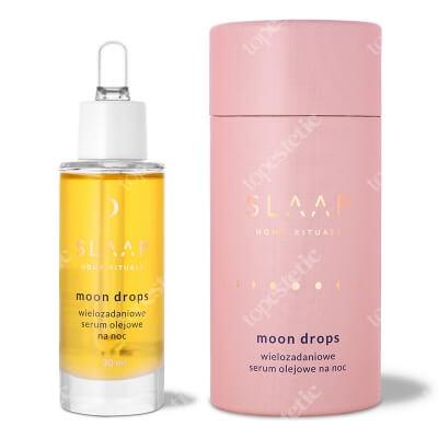 Slaap Moon Drops Wielozadaniowe serum olejowe na noc 30 ml