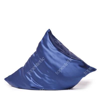 Slaap Silk Pillow Jedwabna poszewka na poduszkę (granatowa) 1 szt.