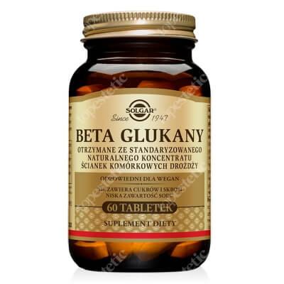 Solgar Beta Glukany 60 tabletek
