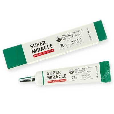 Some By Mi 14 Days Super Miracle Spot All Kill Cream Krem punktowy na zmiany trądzikowe 30 ml