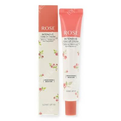 Some By Mi Rose Intensive Tone Up Cream Krem tonizujący z wodą różaną 50 ml