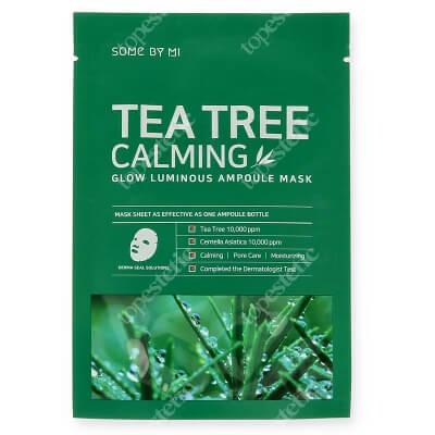 Some By Mi Tea Tree Calming Mask Kojąca maska z wyciągiem z drzewa herbacianego 25 g