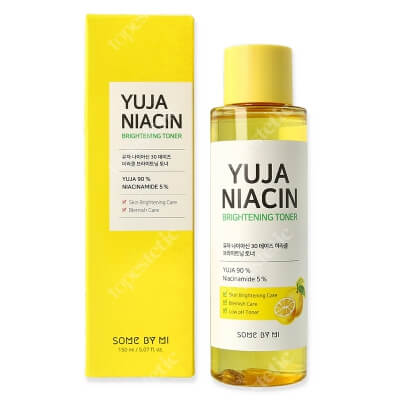 Some By Mi Yuja Niacin Brightening Toner Rozjaśniający tonik do twarzy 150 ml