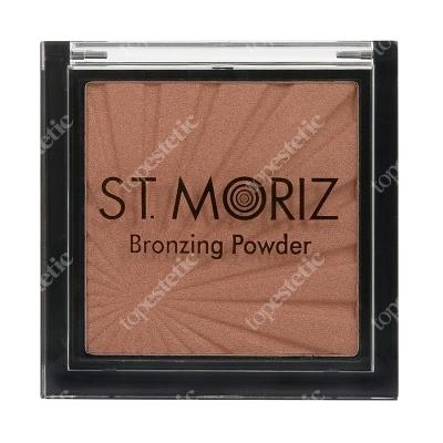 St Moriz Bronzing Powder Bronze Beauty Puder brązujący (średni) 9 g