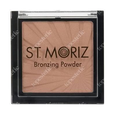St Moriz Bronzing Powder Golden Glow Puder brązujący (jasny) 6.9 g