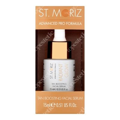 St Moriz Face Booster Serum Serum samoopalające do twarzy 15 ml