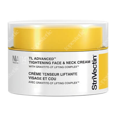 Strivectin TL Advanced Tightening Face and Neck Cream Krem napinający i liftingujący do twarzy i szyi 50 ml