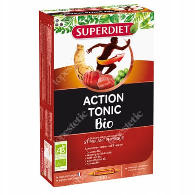 Super Diet Action Tonic Witalność 20x15 ml