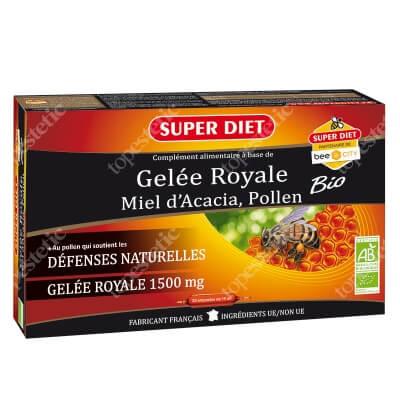 Super Diet Gelee Royale Królewskie mleczko pszczele 20x15 ml