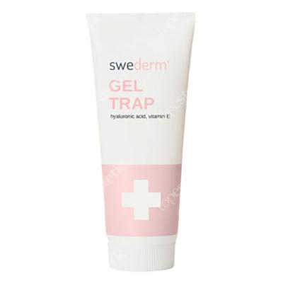 Swederm Gel Trap Intensywnie nawilżający żel do ciała z kwasem hialuronowym i witaminą E 250 ml