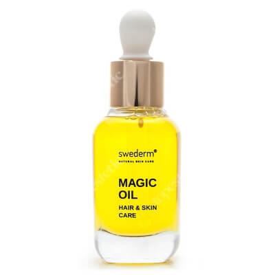 Swederm Magic Oil Organiczny olejek do włosów i skóry 30 ml
