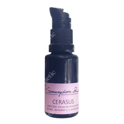 Szmaragdowe Żuki Cerasus Owocowe serum antyoksydacyjne 20 ml