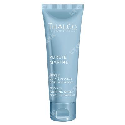 Thalgo Absolute Purifying Mask Maska oczyszczająco-matująca 40 ml