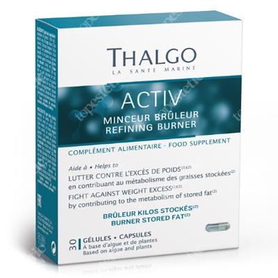 Thalgo Activ Refining Kuracja wyszczuplająco-antycellulitowa 30 kaps.