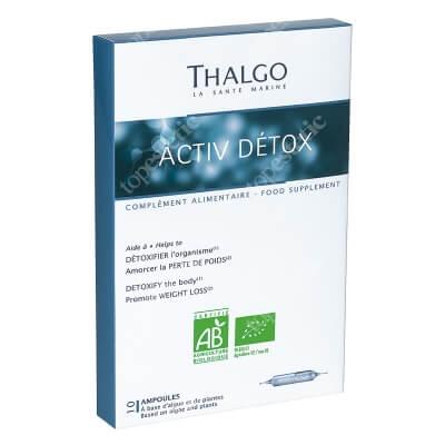 Thalgo Active Detox Kuracja oczyszczająca 10x10 ml
